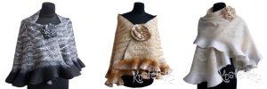 МК по валянию платья-баллона: 2500 грн. техника армированный войлок). для тех кто имеет опыт в валянии!